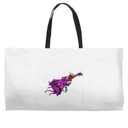 Guitar Graphic Art Weekender Totes Designed By Chiks
