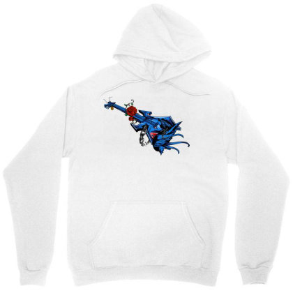 Electric Guitar Unisex Hoodie Designed By Chiks
