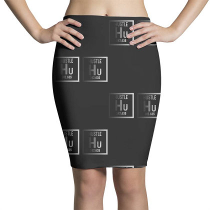Hustle Harder Neon Pencil Skirts Designed By Bettercallsaul