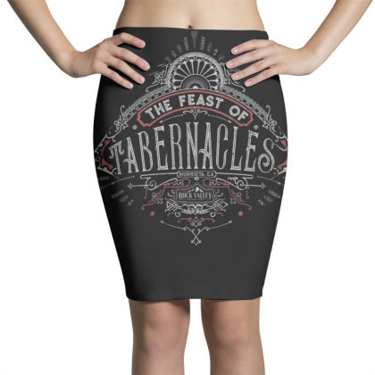 Feast Of Tabernacles Rock Valley Christian Pencil Skirts Designed By Kakashop