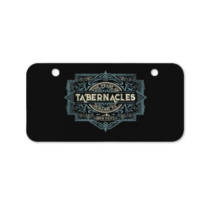 Feast Of Tabernacles Rock Valley Christian Bicycle License Plate Designed By Kakashop