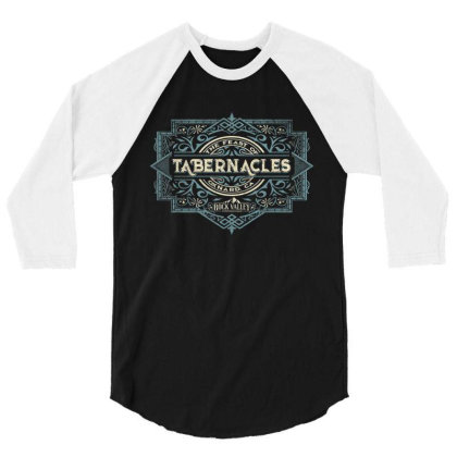 Feast Of Tabernacles Rock Valley Christian 3/4 Sleeve Shirt Designed By Kakashop