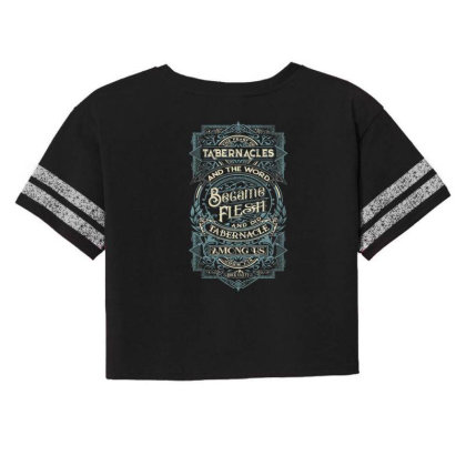 Feast Of Tabernacles Rock Valley Christian Scorecard Crop Tee Designed By Kakashop