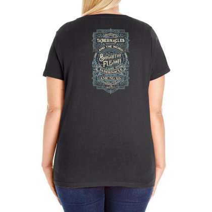 Feast Of Tabernacles Rock Valley Christian Ladies Curvy T-shirt Designed By Kakashop