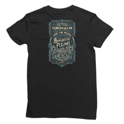Feast Of Tabernacles Rock Valley Christian Ladies Fitted T-shirt Designed By Kakashop