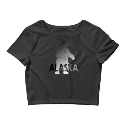 Alaska Bear Crop Top Designed By Bettercallsaul