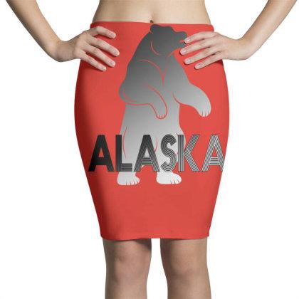 Alaska Bear Pencil Skirts Designed By Bettercallsaul