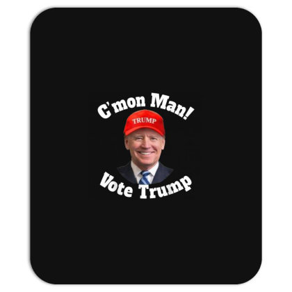 C'mon Man Biden Votes Trump Mousepad Designed By Kakashop