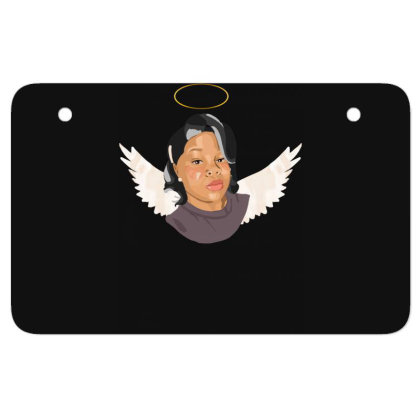 Breonna Tylor Atv License Plate Designed By Akin