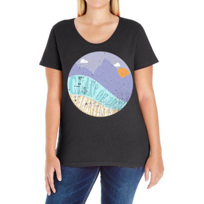 Class Of 2021 Quarantined Ladies Curvy T-shirt Designed By Akin