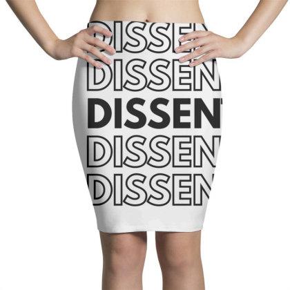 I Dissent Pencil Skirts Designed By Fahmifutri
