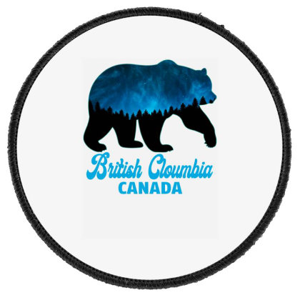 British Cloumbia Canada Round Patch Designed By Bettercallsaul