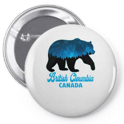 British Cloumbia Canada Pin-back Button Designed By Bettercallsaul