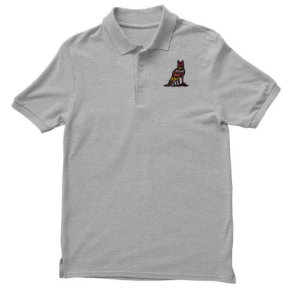 Don't Be Afraid Just Believe Men's Polo Shirt Designed By Chiks