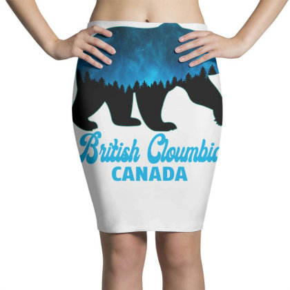 British Cloumbia Canada Pencil Skirts Designed By Bettercallsaul