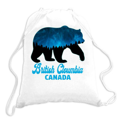 British Cloumbia Canada Drawstring Bags Designed By Bettercallsaul