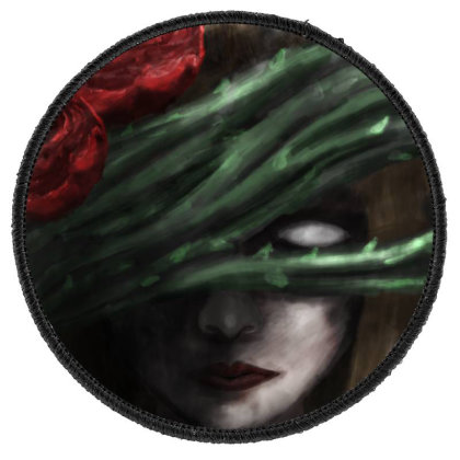 Ego Round Patch Designed By Knife.vs.face