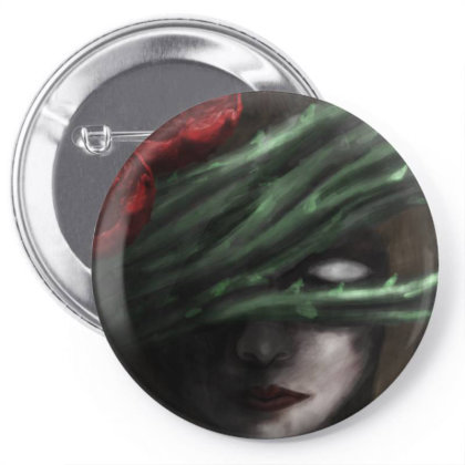 Ego Pin-back Button Designed By Knife.vs.face