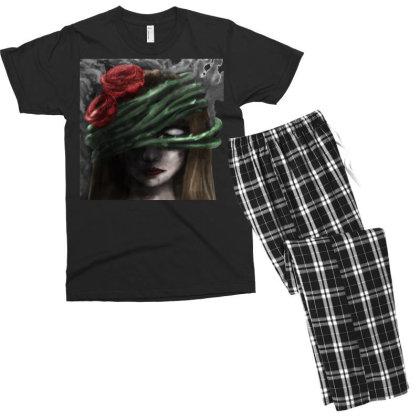 Ego Men's T-shirt Pajama Set Designed By Knife.vs.face