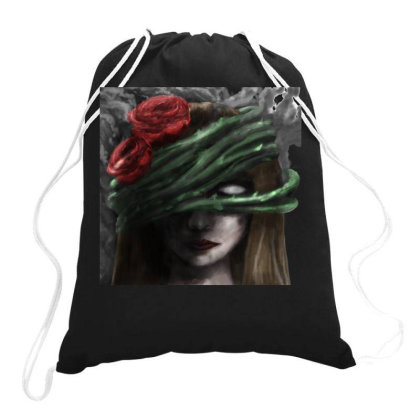 Ego Drawstring Bags Designed By Knife.vs.face