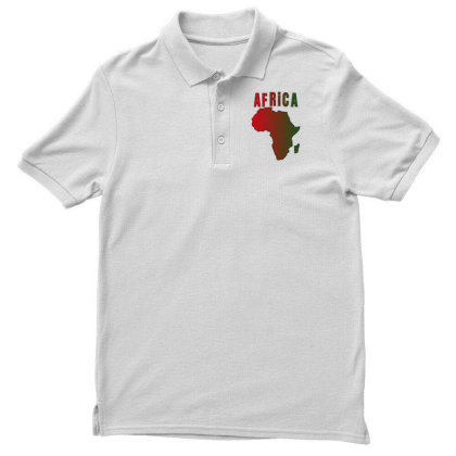 Africa Men's Polo Shirt Designed By Bettercallsaul