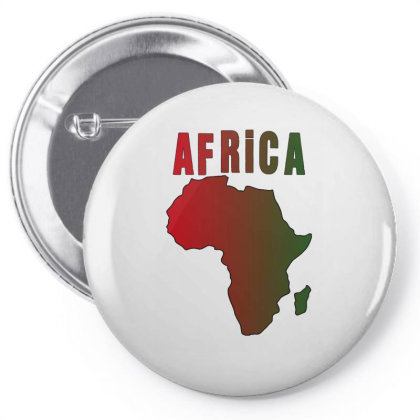 Africa Pin-back Button Designed By Bettercallsaul