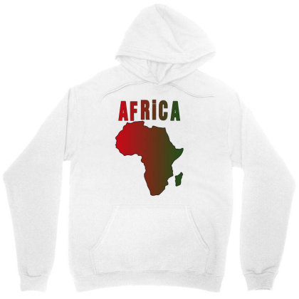 Africa Unisex Hoodie Designed By Bettercallsaul