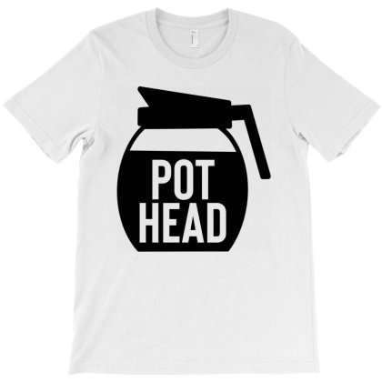 Pot Head T-shirt Designed By Artistic Paradigms