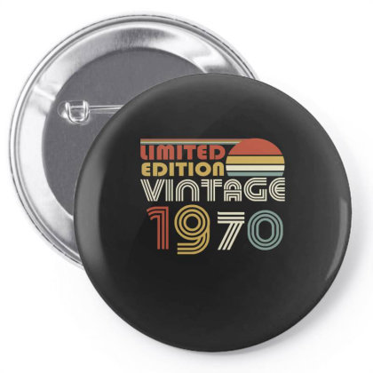 Limited Edition Vintage 1970 Pin-back Button Designed By Ashlıcar