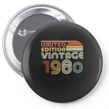 Limited Edition Vintage 1980 Pin-back Button Designed By Ashlıcar
