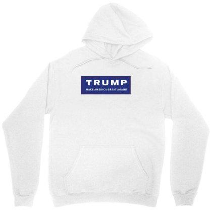 Trump, Make America Great Again! Unisex Hoodie Designed By Estore