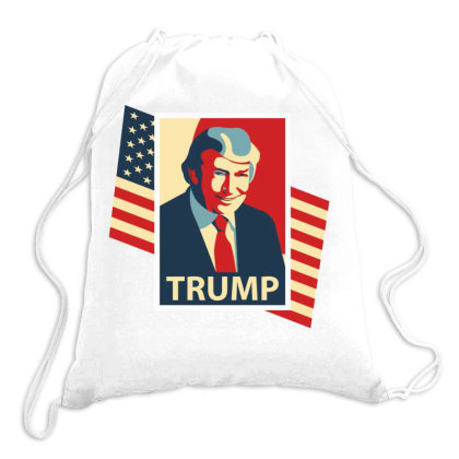 Trump, American President Drawstring Bags Designed By Estore