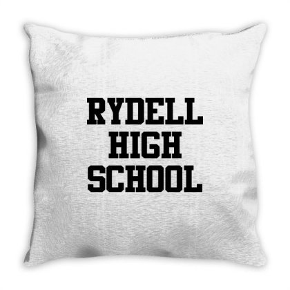Rydell High School Throw Pillow Designed By Mito220
