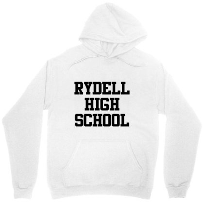 Rydell High School Unisex Hoodie Designed By Mito220