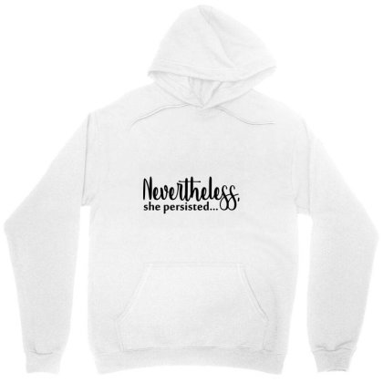 Persisted Unisex Hoodie Designed By Ari Restanto