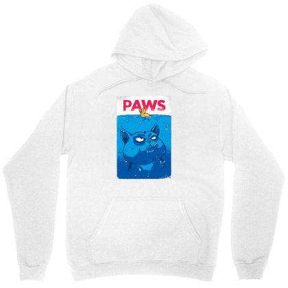 Paws Unisex Hoodie Designed By Zizahart