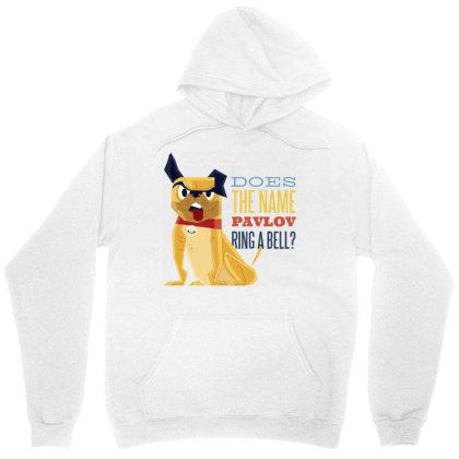 Pavlov Dog Unisex Hoodie Designed By Zizahart