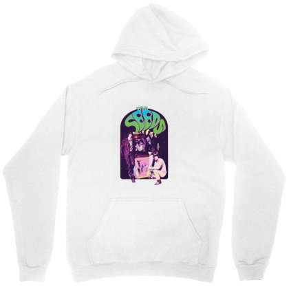 The Seeds Band Logo Unisex Hoodie Designed By Ari Restanto