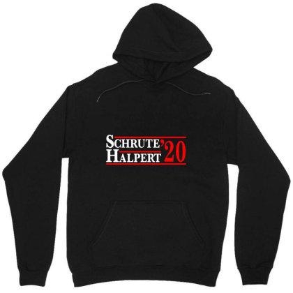 Schrute Halpert 2020 Election Unisex Hoodie Designed By Mito220