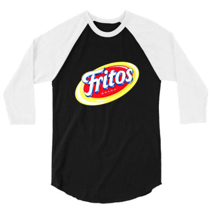 Fritos 3/4 Sleeve Shirt Designed By Alyssaknopwood