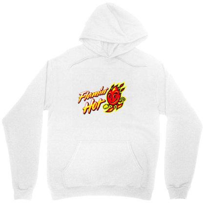 Flamin Hot Unisex Hoodie Designed By Alyssaknopwood