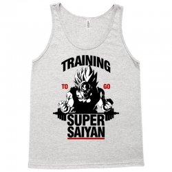 training-to-go-super-saiyan Tank Top | Artistshot