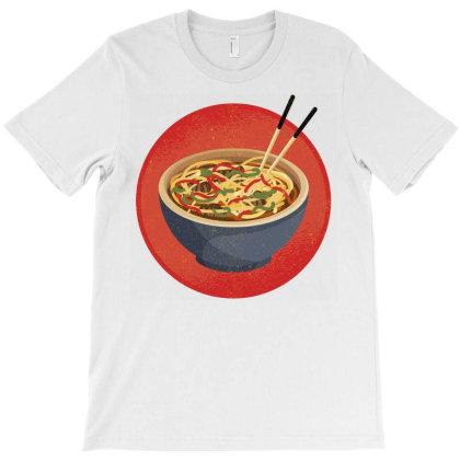 Pho T-shirt Designed By Zizahart