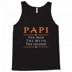 PAPI - PAPA - Grandfather - granddad - Papaw Tank Top | Artistshot
