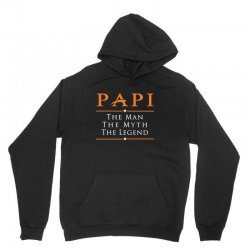 PAPI - PAPA - Grandfather - granddad - Papaw Unisex Hoodie | Artistshot