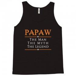 Papaw - PAPA - Grandfather - granddad Tank Top | Artistshot