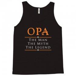 OPA - PAPA - Grandfather - granddad - Papaw Tank Top | Artistshot