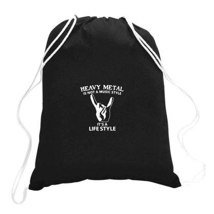 Metallica Drawstring Bags Designed By Michelziud