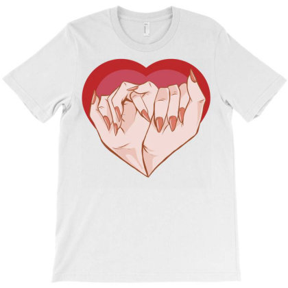 Pinkie Promise Love T-shirt Designed By Zizahart