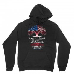 American grown with Dutch roots Unisex Hoodie | Artistshot